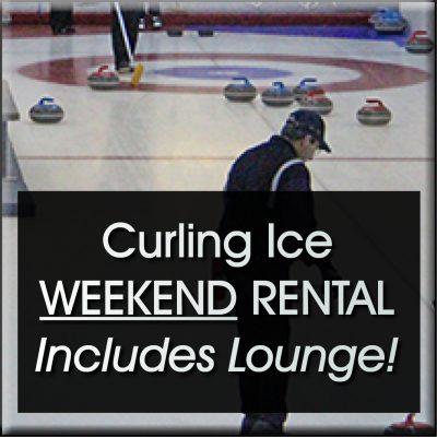 booking Torrington Curling ice weekend